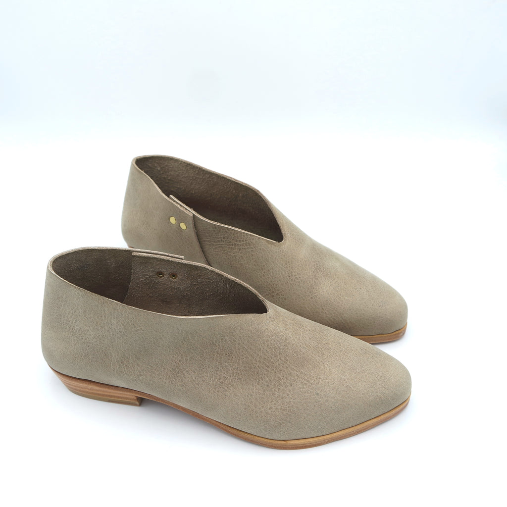 READY MADE: SIZE 37. The Audrey.  Oregon Taupe.