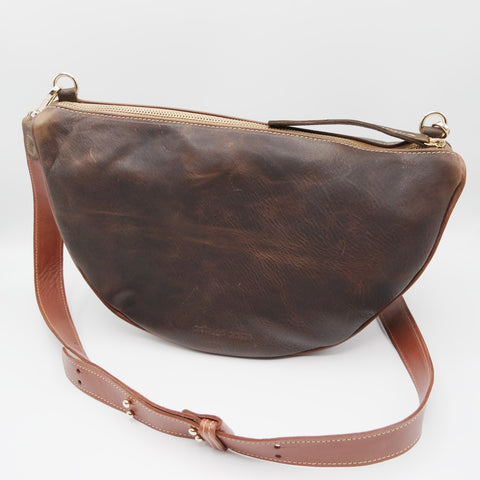 The Tangela Bag. Raider Dark Brown/ Koniec Brown #6