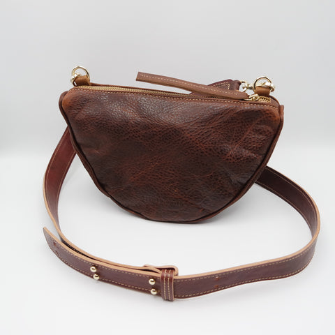 The Tangi Bag. Antique Walnut/ Antique Walnut. #13