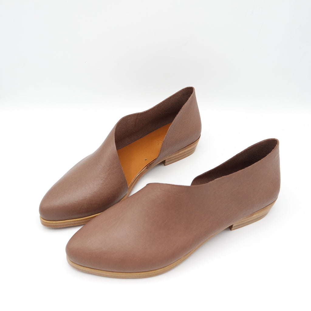 READY MADE: SIZE 38. The Sandy. Mauve
