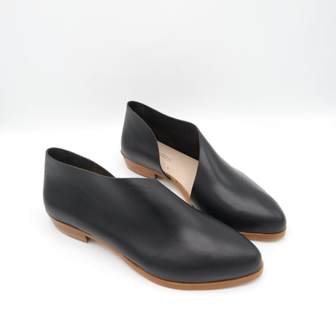 READY MADE: SIZE 39. The Sandy. Brasil Nero.