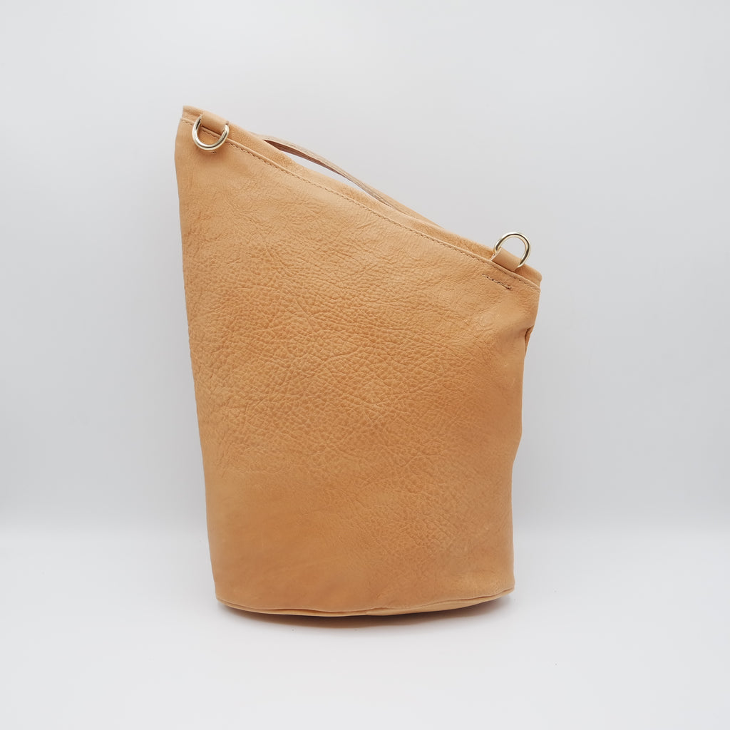 The Tierney Bag. Undyed