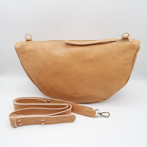 The Tangela Bag. Undyed