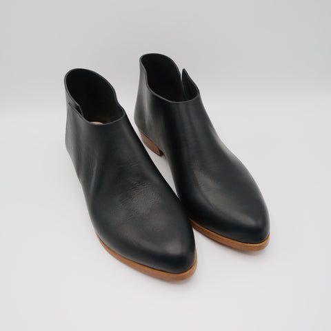 READY MADE: SIZE 38. The Terilyn. Brasil Nero. 3cm