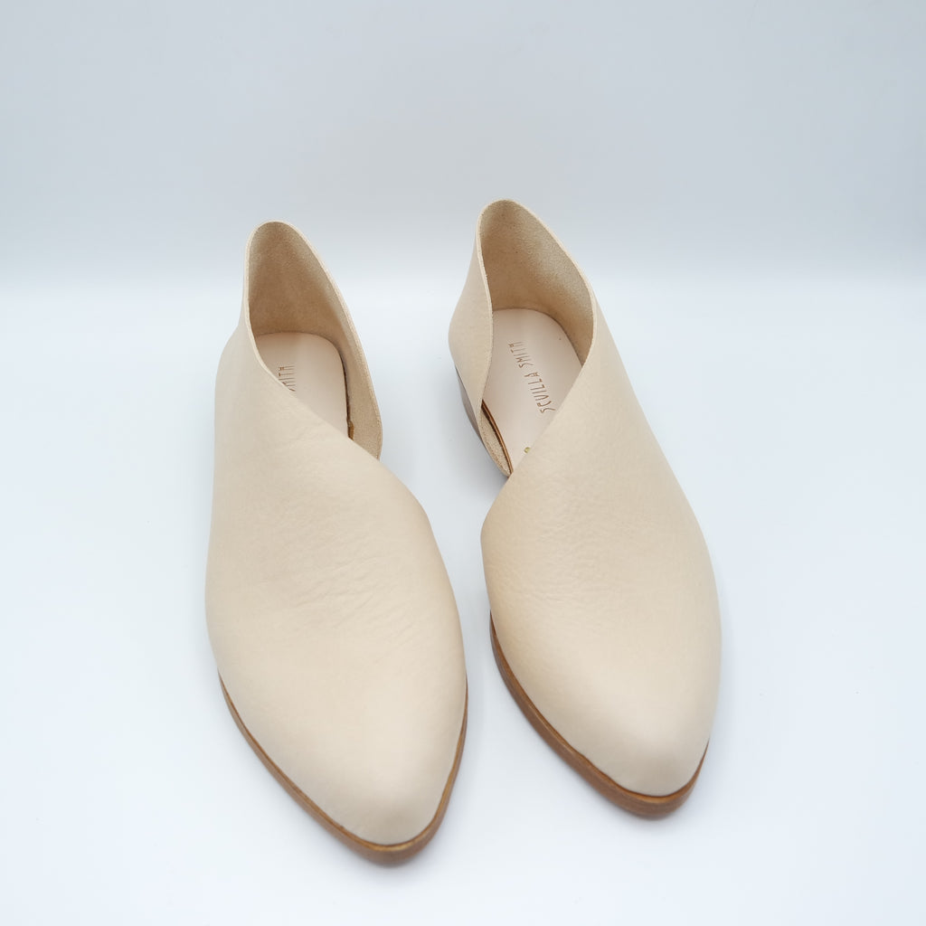 READY MADE: SIZE 38. The Sandy. Maine Crema