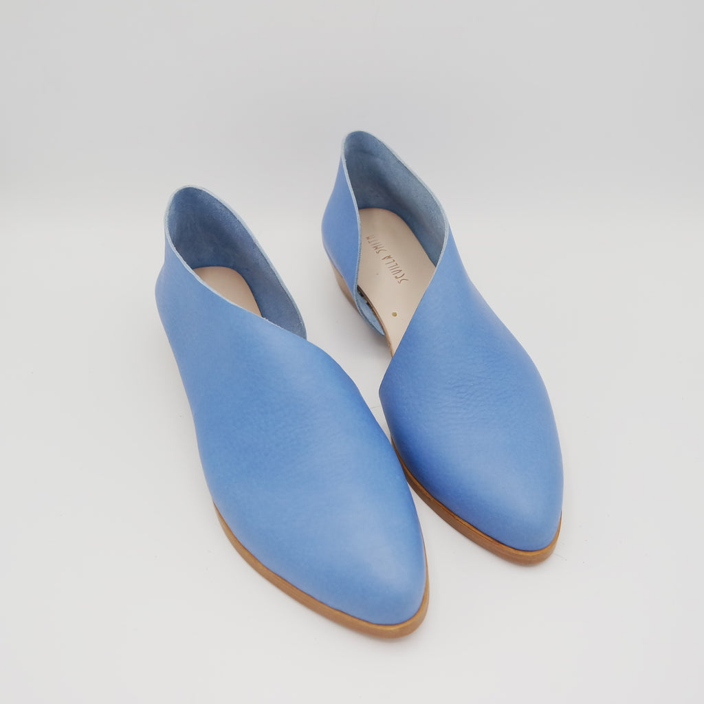 READY MADE: SIZE 38. The Sandy. Maine Cobalt