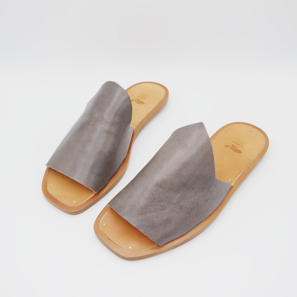 READY MADE: SIZE 39. The Amanda. Tamponato Grey