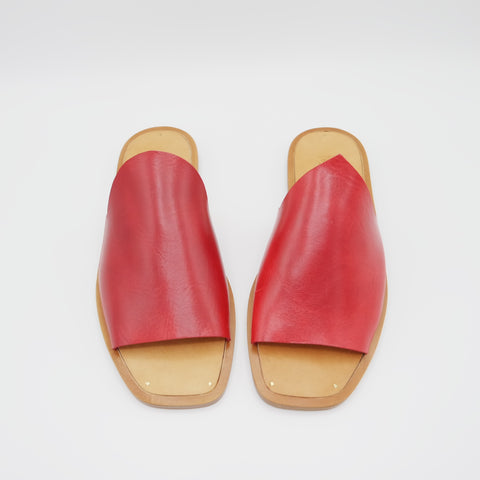 READY MADE: SIZE 37. The Amanda. Ibiza Lipstick