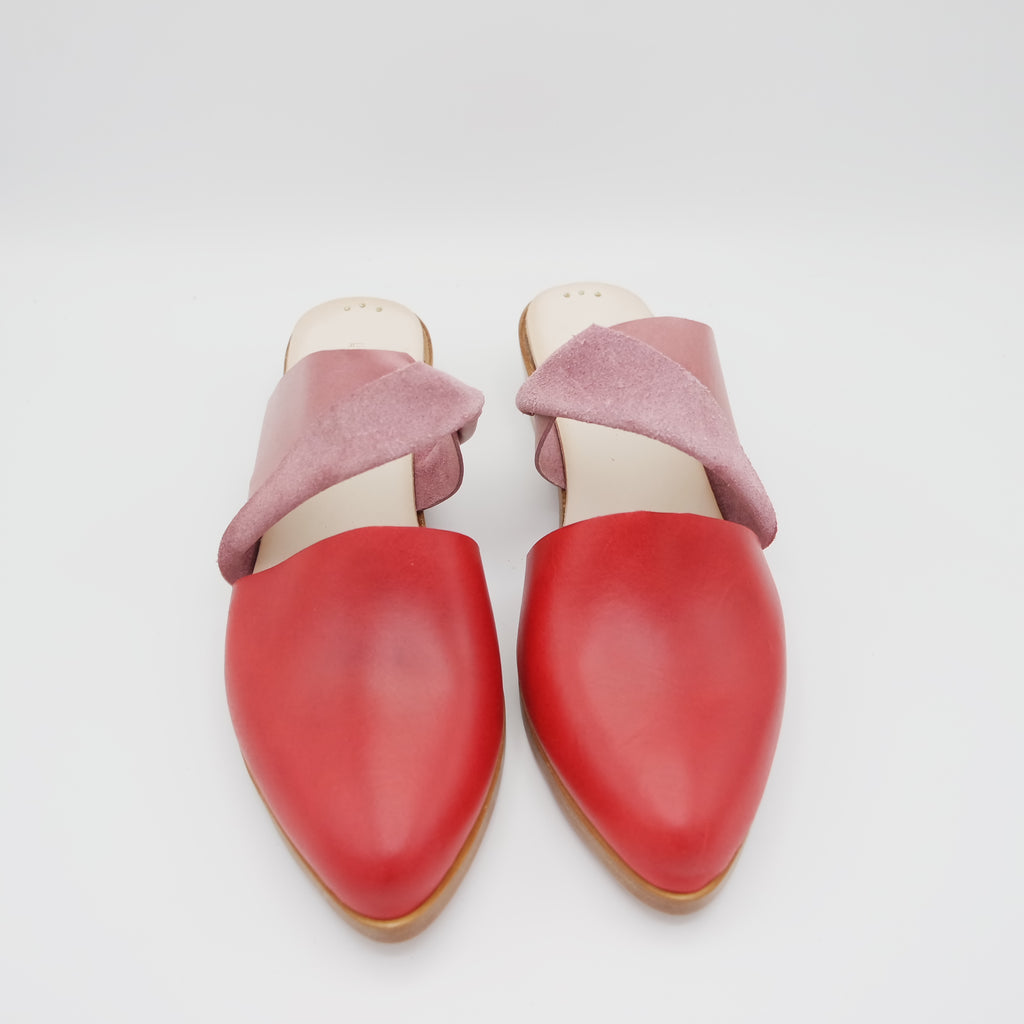 READY MADE: SIZE 40. The Mariyah. Ibiza Lipstick and Maine Cipria. 3cm