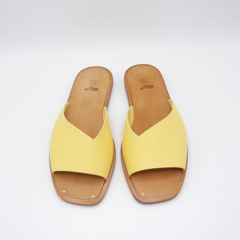 READY MADE: SIZE 40. The Krysia. Maine Limone