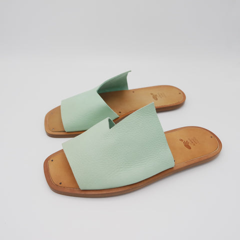 READY MADE: SIZE 39. The Lydia. Maine Mint.
