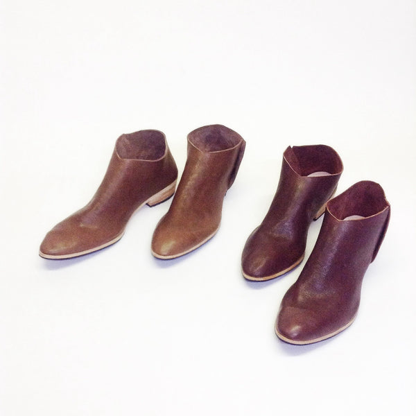 The Terilyn. Koniec Antique Brown. 3cm