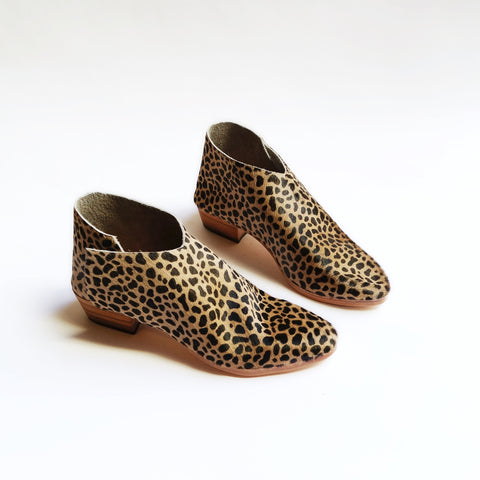 The Terilyn. Cheetah print. 3cm
