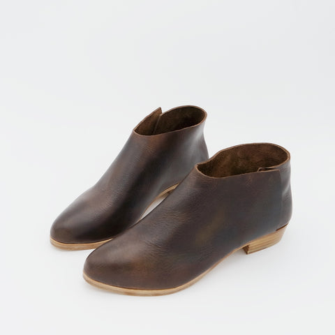 READY MADE: SIZE 38. The Terilyn. Raider Dark Brown. 2cm