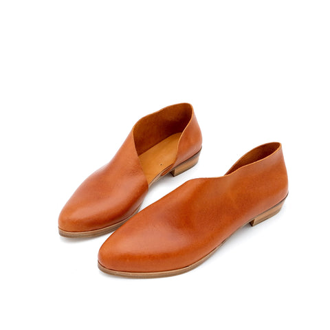 READY MADE: SIZE 42 WIDE. The Sandy. Ibiza Fieno Gloveskin.