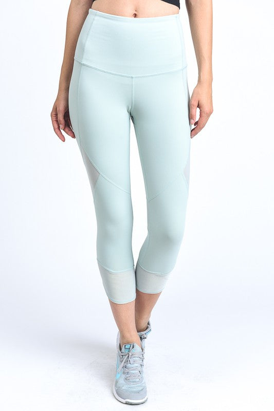 Beautiful Move-MINT Crop Legging