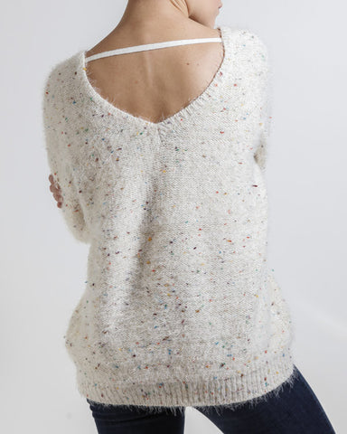 A Speckle of Love Sweater