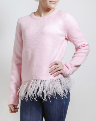 Pretty Flamingo Sweater