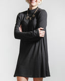 Black Magic Sweater Dress