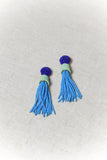The Tammy Tassel Earring