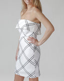 Class and Beauty Criss Cross Dress