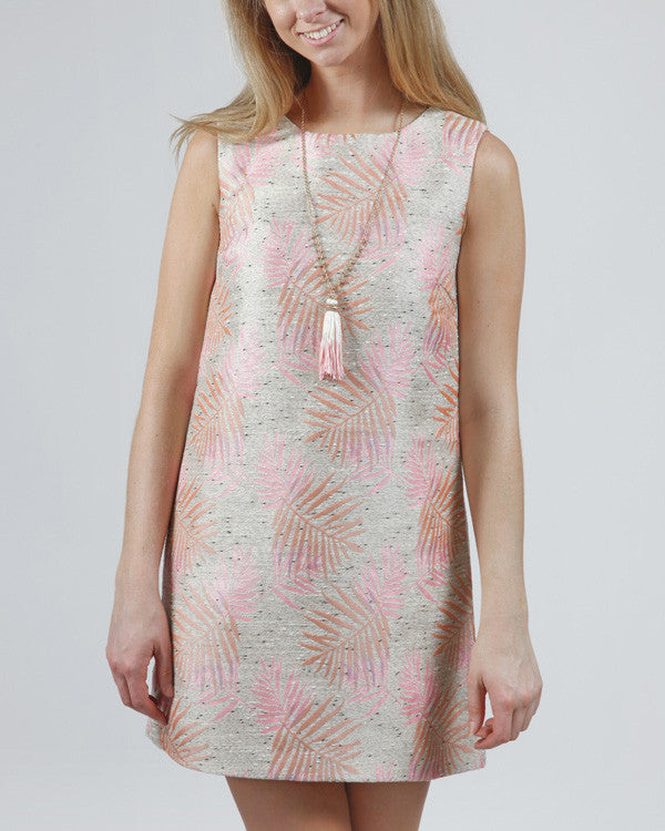 Palm Desert Shift Dress