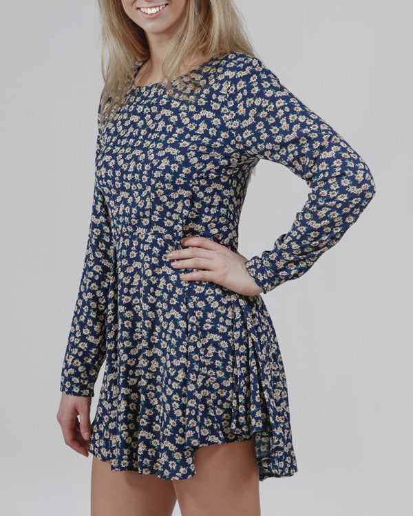 Where Flowers Bloom Dress