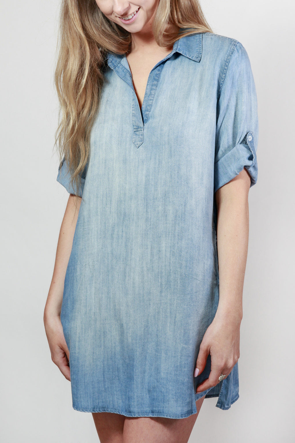 Sunday Kind Of Love Tunic Dress