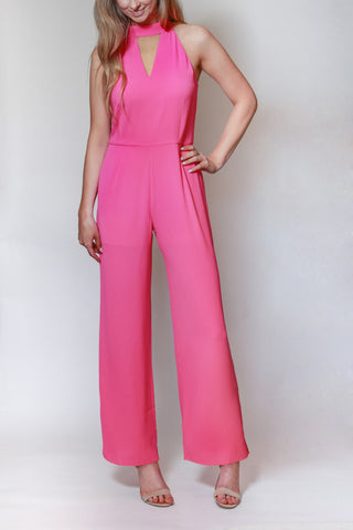 Heartbreakers Anonymous Halter Jumpsuit
