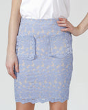 Love and Lace Pencil Skirt