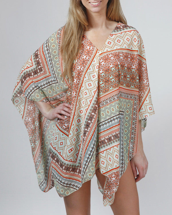 The Cabo Poncho