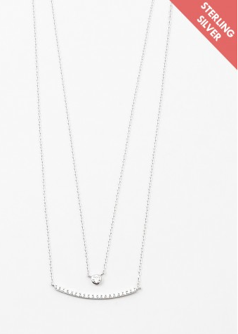 Show Me The Curve Necklace
