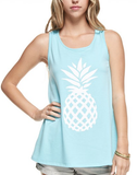 Pineapple of My Eye Tank Top