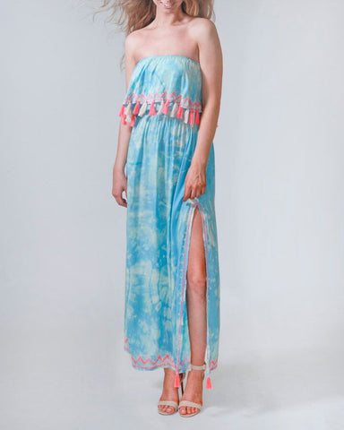 Summer Vibes Maxi Dress