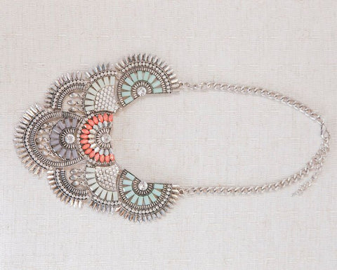 The Brook Statement Necklace