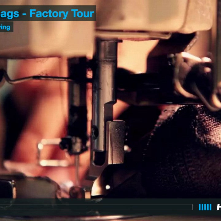 Jaxx Factory Tour - See How Your Bean Bag is Made