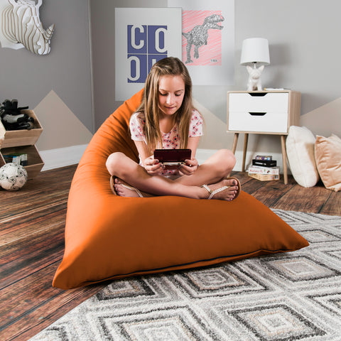 Cotton Jaxx Pivot Bean Bag Chair
