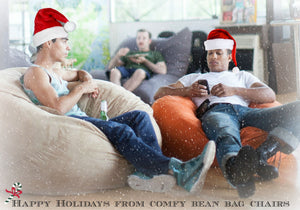 Happy Holidays from Comfy Bean Bag Chairs
