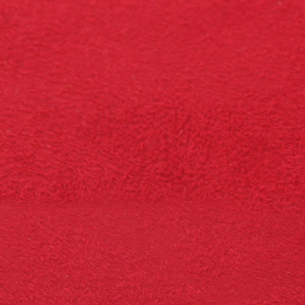 Cherry Microsuede