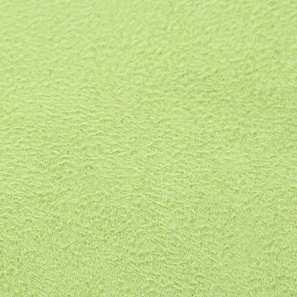 Lime Microsuede