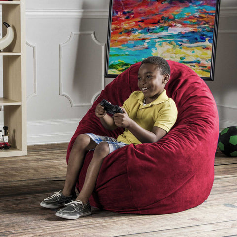 4 Foot Jaxx Cocoon Bean Bag Chair
