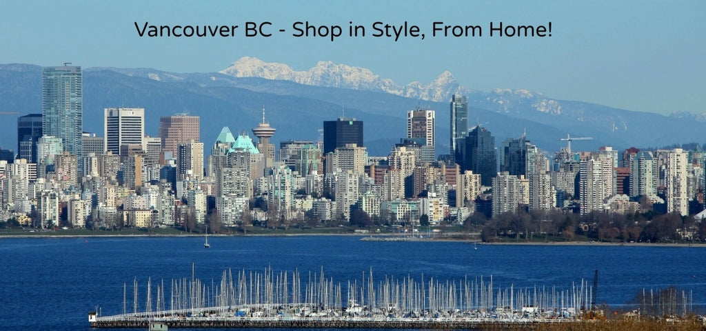 Shop from Home in Vancouver BC