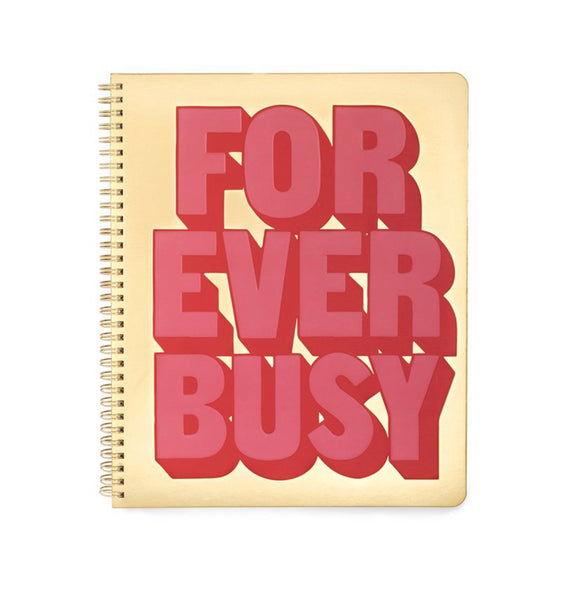 ban.do forever busy notebook