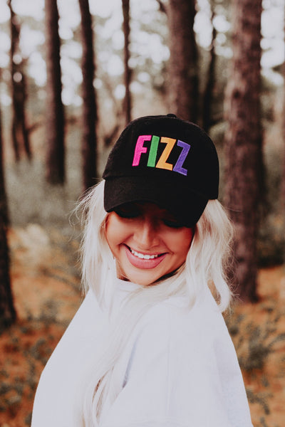FIZZ ball cap black