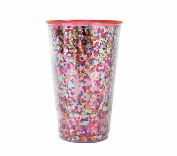 packed party drink up party confetti cup