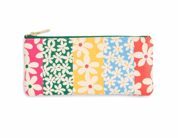 Ban.do get it together pouch- Daisies
