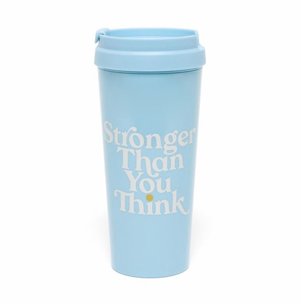 ban.do hot stuff thermal mug stronger than you think