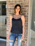 Eva Scoop Neck Cami