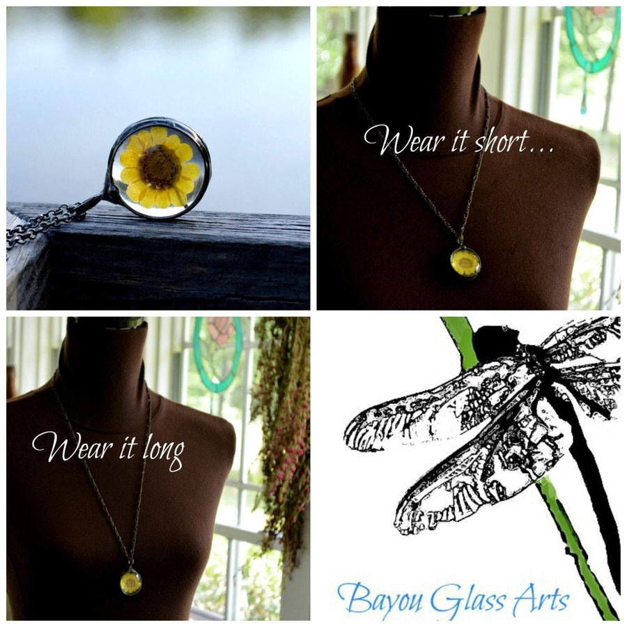 Logo Model Chain Length Sunflower