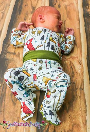 "Max Footies ""Bringing Home Baby"" Series PDF"